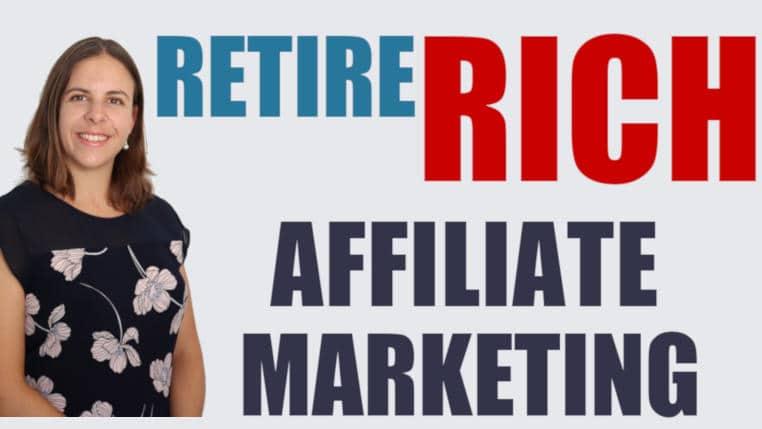 RetireOn YouTube Video Affiliate Marketing For Retirement