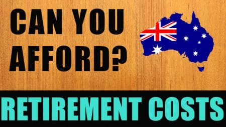 Retirement Costs in Australia RetireOn