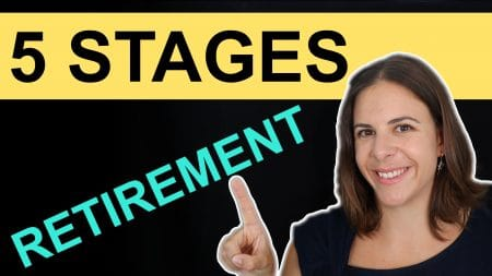 5 stages of retirement