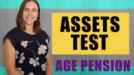 Age Pension Assets Test RetireOn