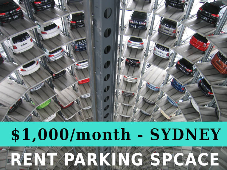 Rent Your Parking Space for Extra Retirement Income