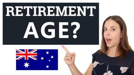 Retirement Age in Australia