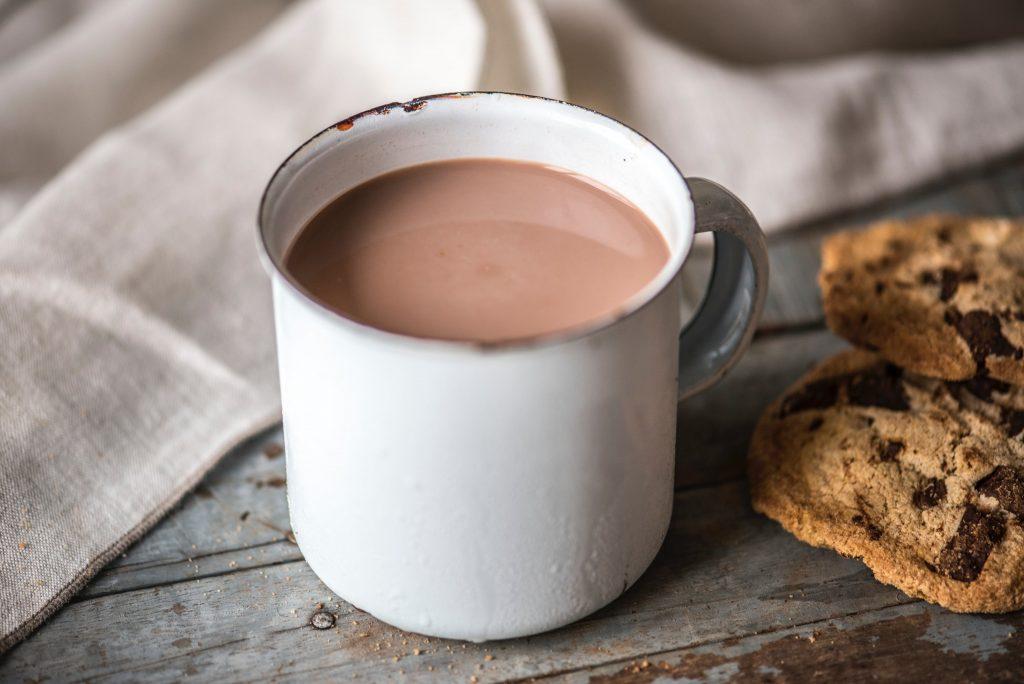 Hot chocolate...yum!