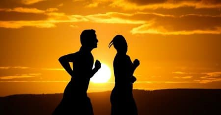 couple running retireon mates wellbeing