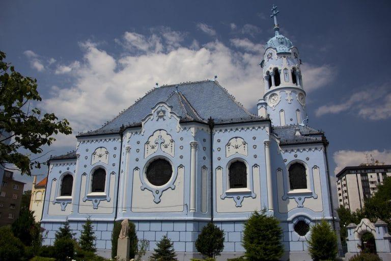 hungary blue church baby boomers budget travel